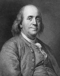 Benjamin Franklin photo